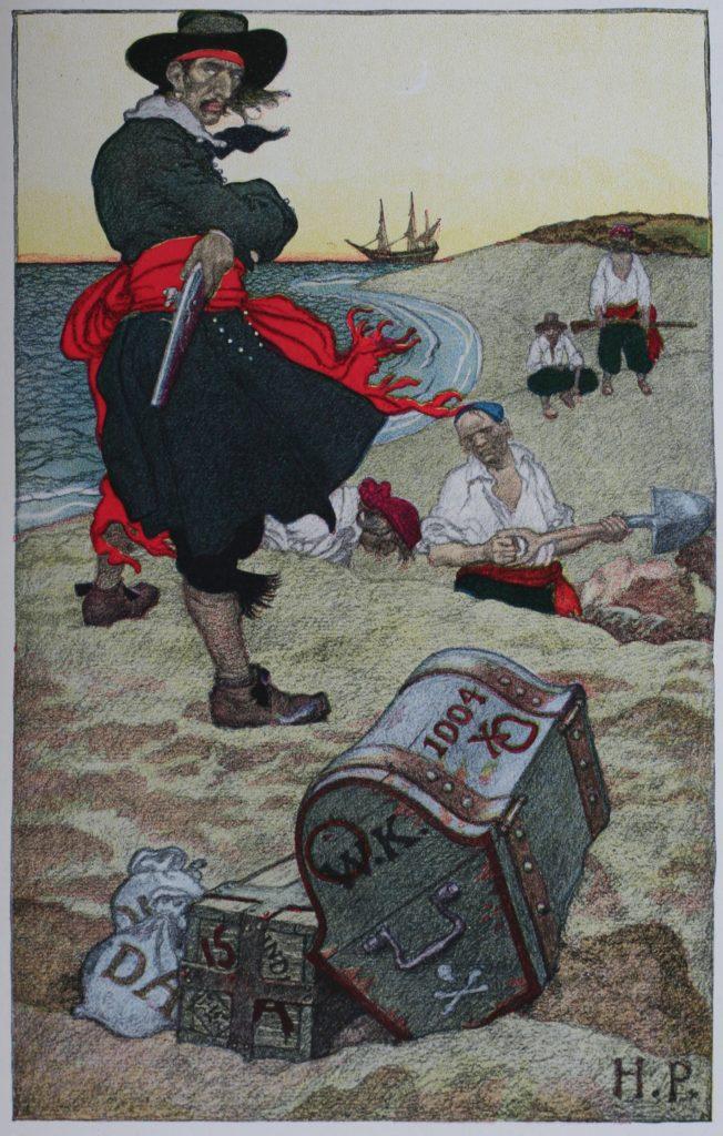 Pyle_pirates_burying2