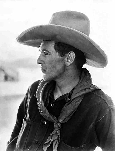 Actor, Gary Cooper
